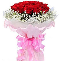 11朵红玫瑰一生最爱